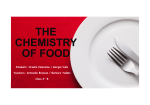 THE CHEMISTRY OF FOOD copia.pptx - Russell-Moro