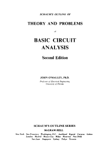 SCHAUM`S OUTLINE OF THEORY AND PROBLEMS of BASIC
