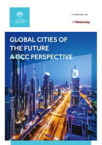global cities of the future a gcc perspective