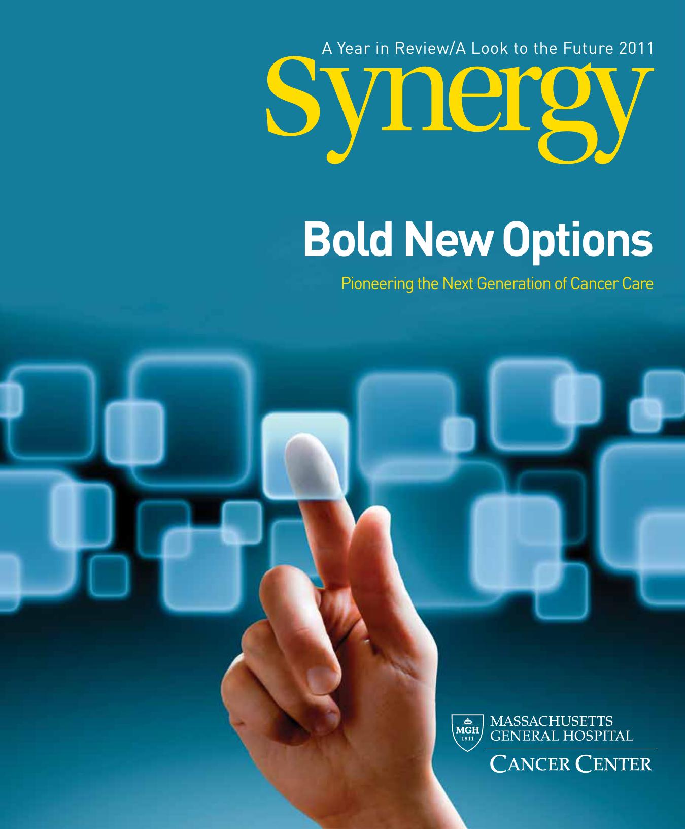 Synergy Magazine - Mass General Hospital