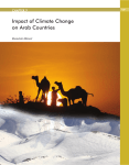 Impact of Climate Change on Arab Countries