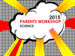 P5 Science Workshop (2015)