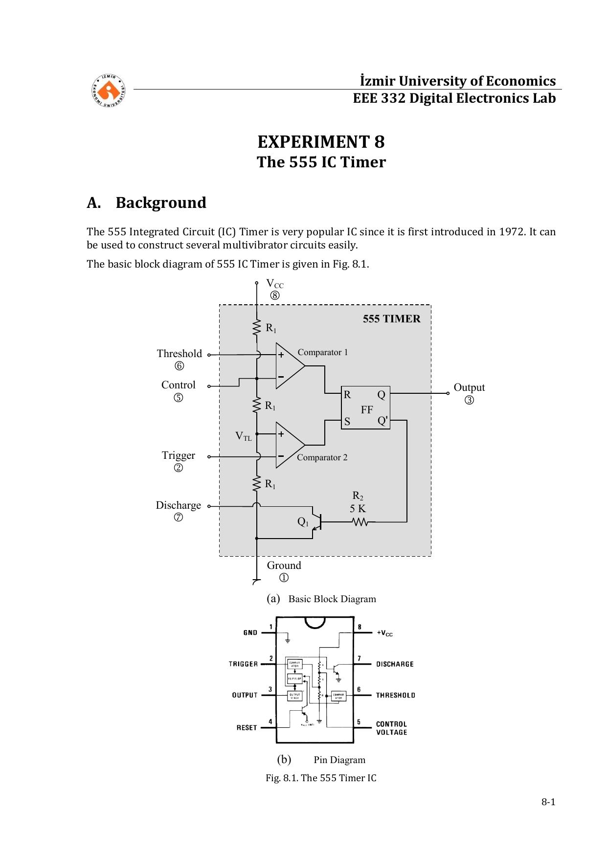 The 555 Timer IC Ic Block Diagram on resistor diagram, potentiometer diagram, capacitor diagram, xor diagram, transformer diagram, relay diagram, spst switch diagram, 7 segment display diagram, spdt switch diagram,