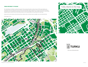 Turku returns to the map