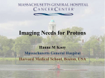 Imaging Needs for Protons