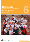 Year 6 Mathematics QCAT 2012 student booklet