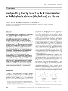 Multiple-Drug Toxicity Caused by the Coadministration of 4