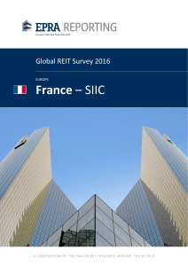 France REIT Survey_2016