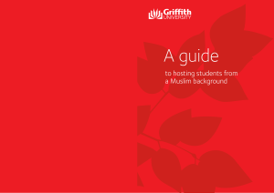 A guide - Griffith University