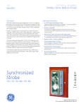 Data Sheet 85001-0369 -- 202 Synchronized Strobe - D