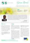Who we are Highlights - African Development Bank