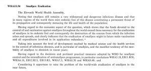 resolutions - World Health Organization