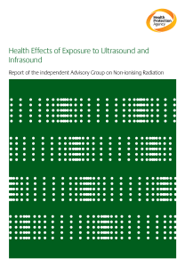 Health Effects of Exposure to Ultrasound and Infrasound