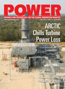 ARCTIC Chills Turbine Power Loss
