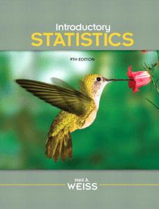 Introductory Statistics (2