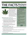 Medical marijuana fact sheet.ai