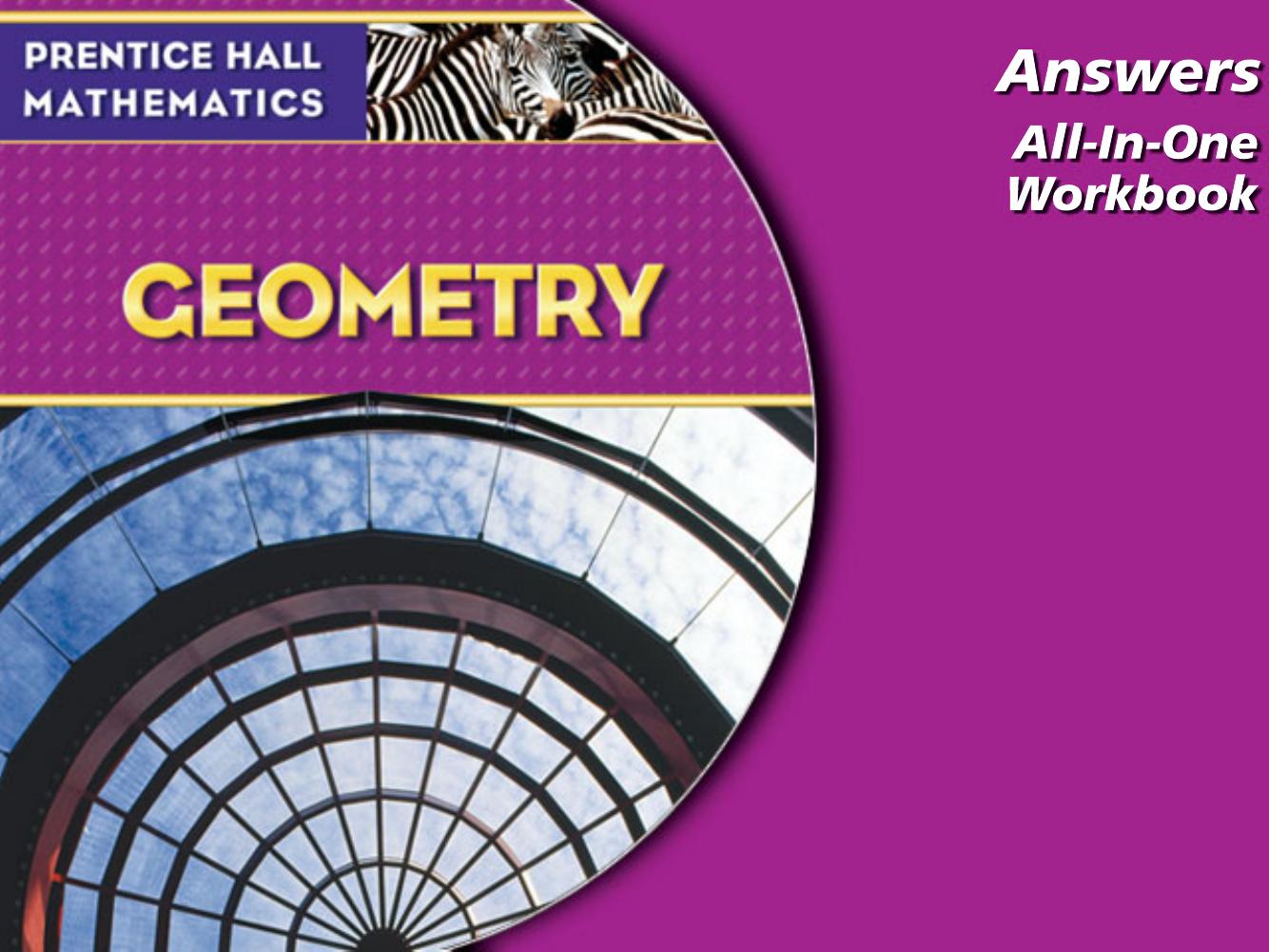 Geom Practice Worksheet Answers
