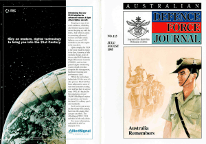 Defence force journal 113 1995 Jul_Aug