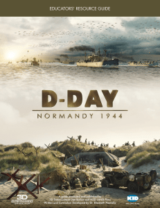 Teacher`s Guide: D-Day - Naval Aviation Museum Foundation