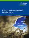 Helping patients with COPD breathe easier