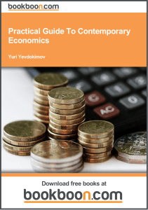 Practical Guide To Contemporary Economics