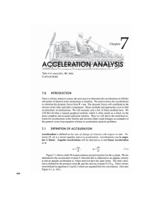 Acceleration Analysi..