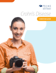 Crohn`s disease condition guide