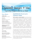 Fall 2015 Newsletter - Dynamic Images 4 You