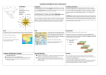 Geography Knowledge Map: Year 8: Exploring Asia