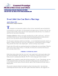 Little Lies and Marriages