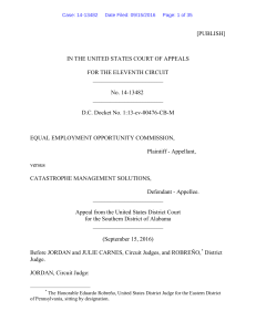 [PUBLISH] IN THE UNITED STATES COURT OF APPEALS FOR