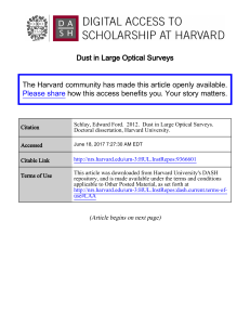 Full Text - Digital Access to Scholarship at Harvard