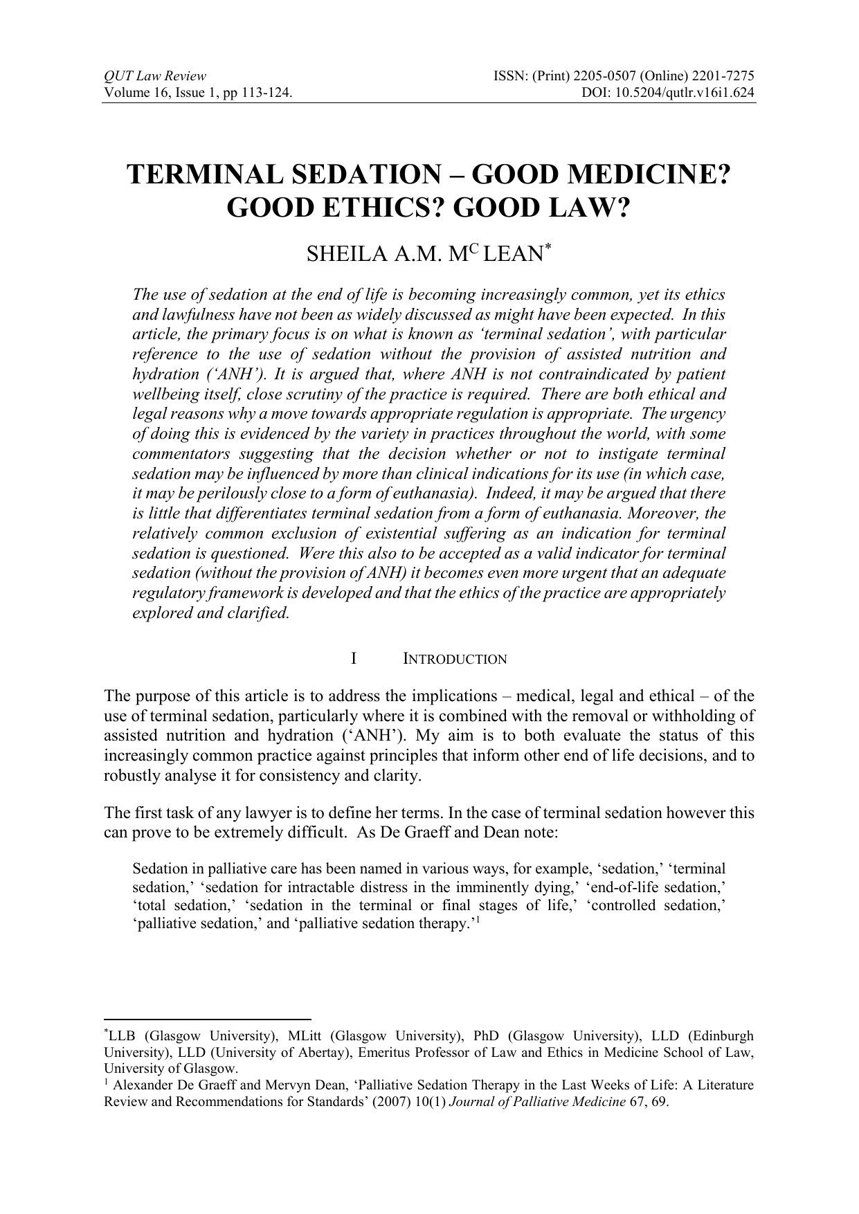 medical ethics literature review
