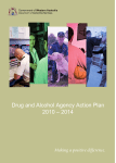 Drug and Alcohol Agency Action Plan - 2010-2014