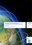 International Technology Diffusion in a Sustainable Energy