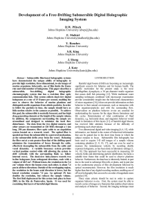 a PDF of the paper on this project published in the OCEANS 2005