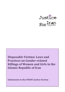JFI-Submission-to-the-UNODC-Gender-related