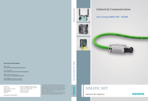 PROFINET/Industrial Ethernet