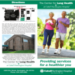 Center for Lung Health - Cabell Huntington Hospital