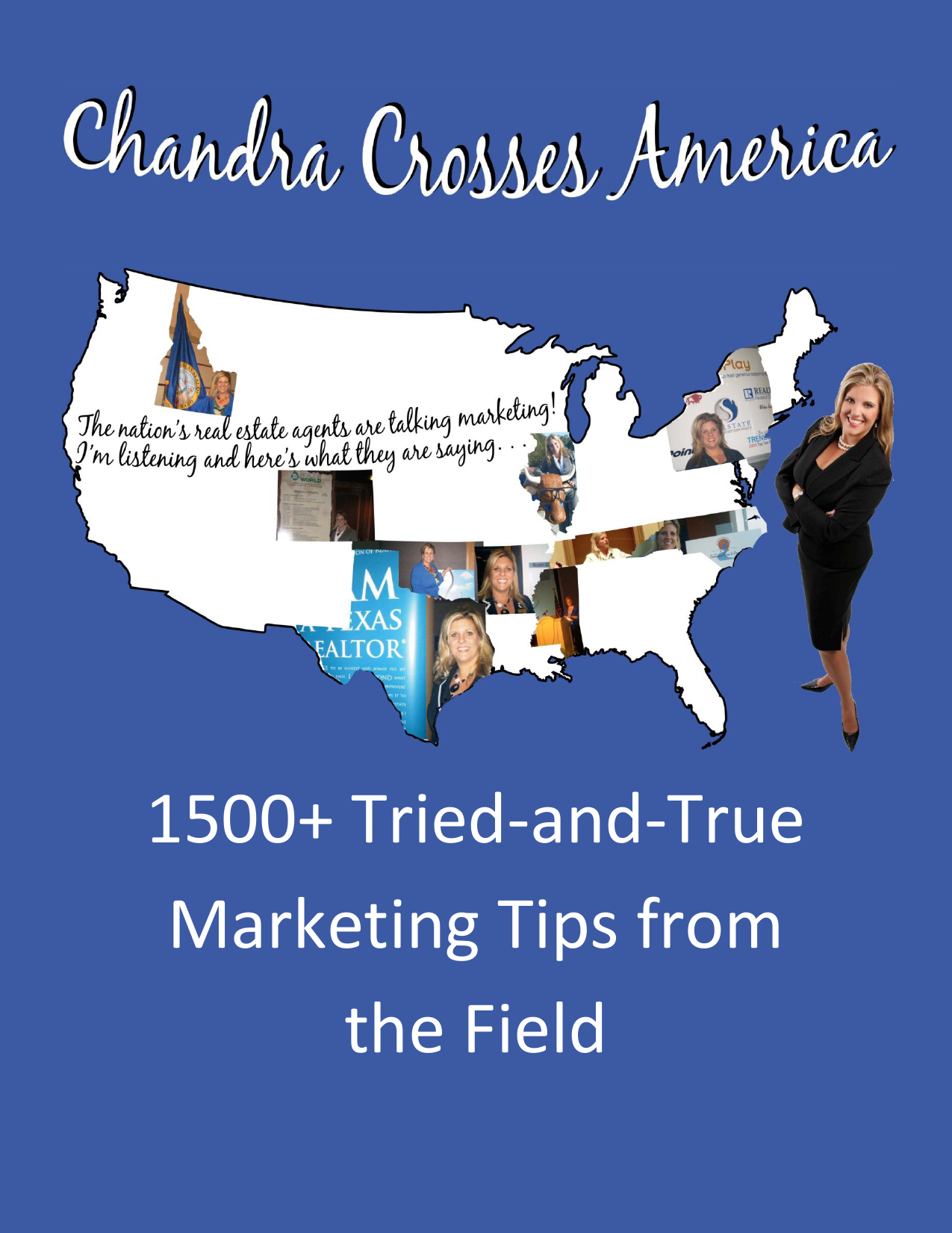 1500+ Tried-and-True Marketing Tips from the Field