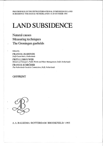 LANIDSUBSIDENCE - RSES People pages