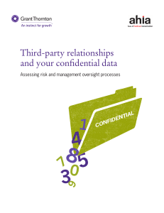 latest AHIA and Grant Thornton LLP White Paper: Third