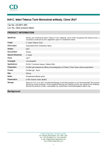 Datasheet - Creative Diagnostics