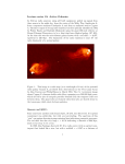 Lecture notes 19: Active Galaxies