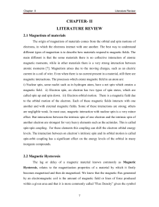 chapter- ii literature review
