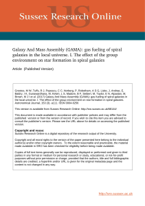 Galaxy And Mass Assembly (GAMA): Gas Fueling of Spiral Galaxies