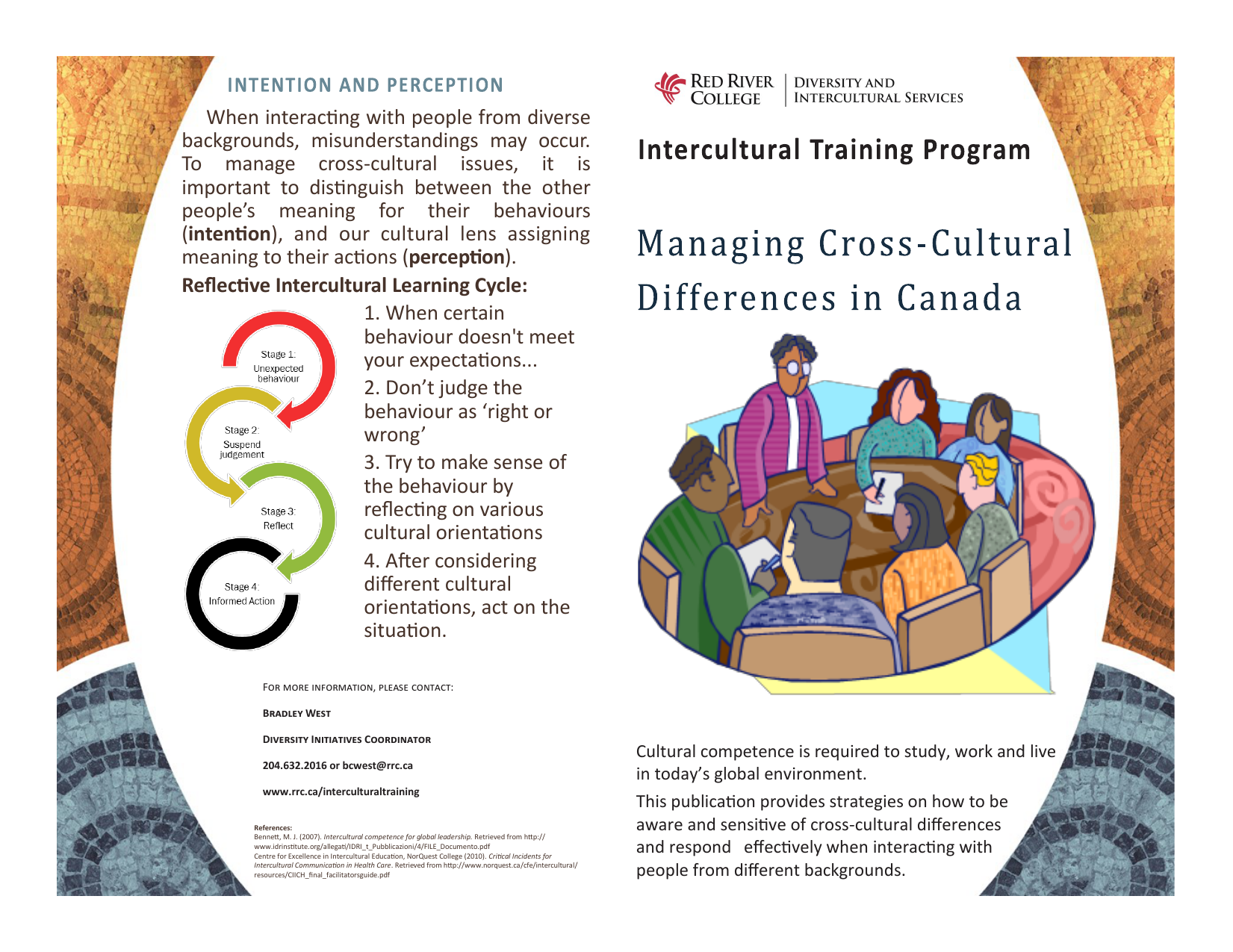 Managing Cross-Cultural Differences in Canada