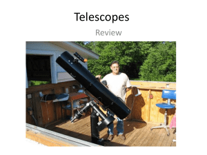 Telescopes - cloudfront.net