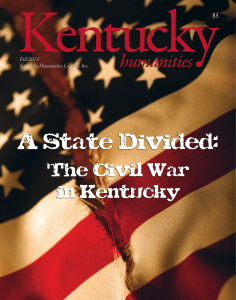 A State Divided: A State Divided: