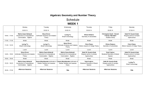 find the schedule here